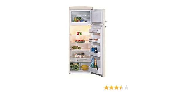 Retro Kühlschrank Ebd : Ebd 603541 kühl gefrierkombination kg 2654 classic elfenbein ekk:a