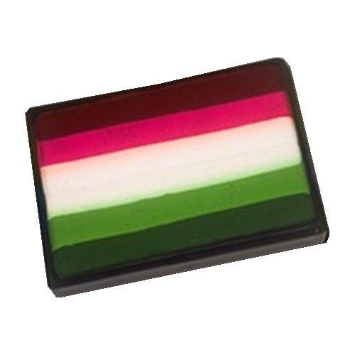 (3 Pack) mehron Paradise Makeup AQ - Prisma BlendSet - Fleur -