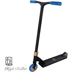 Patinete eléctrico para niños High Roller Ride 858 (bronce/azul)