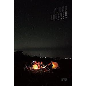 BTS BANGTAN BOYS - YOUNG FOREVER Special Album [Night ver.] 2CD + Photobook + Photocard