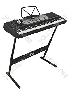 NJS 61 Key Full Size Digital Electronic Piano Keyboard Kit