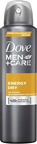 Dove Men Care Energy Dry - Deodorante