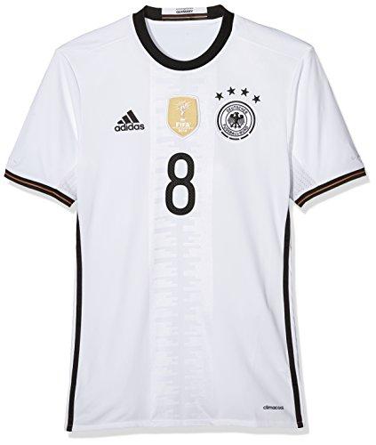 adidas Herren Trikot DFB Home Jersey Özil, White, M, B74822