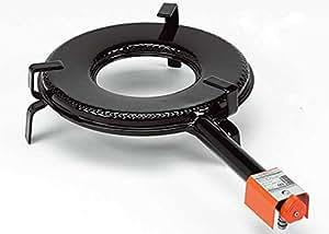 gasbrenner f r grill und paellapfannen 300mm garten. Black Bedroom Furniture Sets. Home Design Ideas