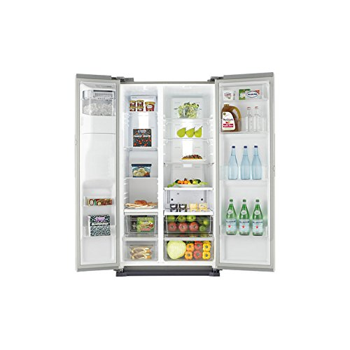 Samsung RS7667FHCSL H-series Silver American Fridge Freezer