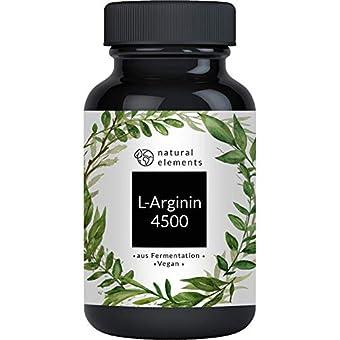 L-Arginin Natural Elements