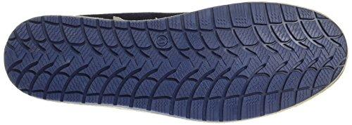 Mjus 309107-0101, Baskets Basses Blau Pour Homme (space / Silver)