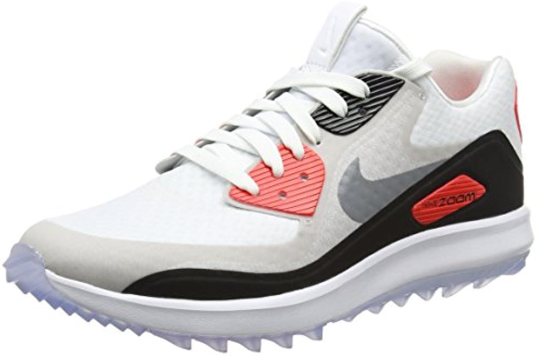 Nike Air Zoom 90 IT - Zapatillas Deportivas de Golf para Mujer, Color Blanco, Talla 38