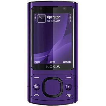 Nokia 6700 Slide Handy Purple: Amazon.de: Elektronik