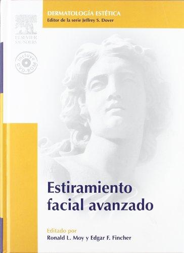 Estiramiento facial avanzado + DVD-ROM