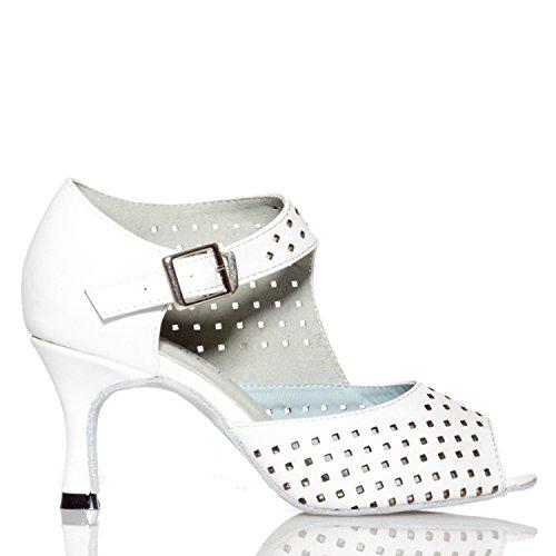 Miyoopark - Ballroom donna White-7.5cm heel