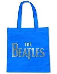 The Beatles ECO Tragetasche Drop T blau