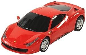 Jamara Ferrari 458 Italia Vehículos de Control Remoto Color Rojo 404120