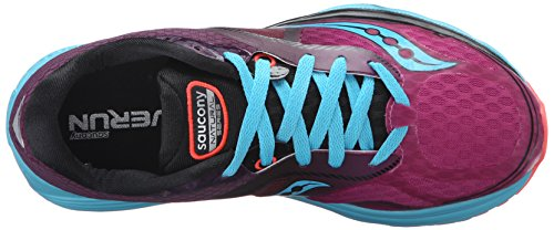 Saucony, Sneaker donna viola Purple Taglia unica Pink/Purple/Blue