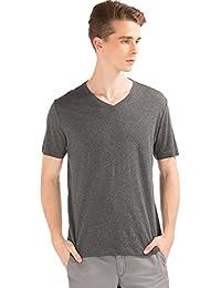 GAP Men's Short Sleeve Essential V Neck Tee