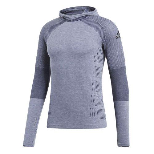 adidas Herren Climaheat Primeknit Shirt, Raw Steel, M Preisvergleich