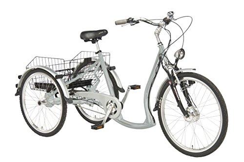 elektro dreirad erwachsene Wild Eagle Dreirad 26/24