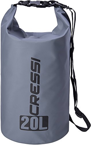 serdichte Taschen mit langem verstellbaren Schulterriemen - Für Tauchen, Bootfahren, Kajak, Angeln, Rafting, Schwimmen, Camping und Snowboarden - Verfügbar Multicolor / Style (Cressi Tauchen Bag)
