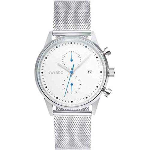 Tayroc Boundless Silver horloge TXM089