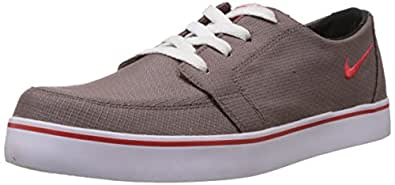 Nike Men's Dewired Orwid Brown,Light Crimson,White,Black  Casual Sneakers -12 UK/India (47.5 EU)(13 US)