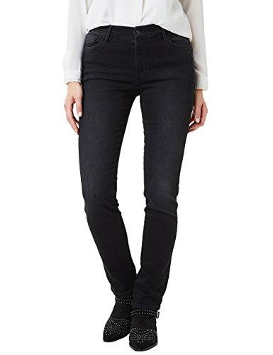 Pioneer Damen Straight Jeans Kate