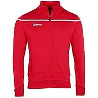 Reece Varsity TTS Chaqueta Hockey infantil, color rojo, color rojo/blanco, tamaño 152