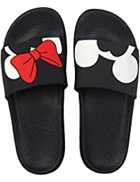 Des Tongs Women's Mickey Mini Flip Flop