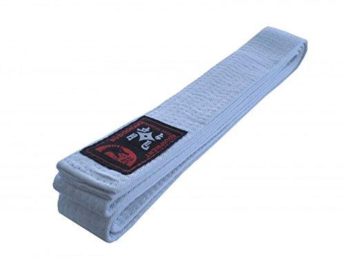 Karategürtel Judogürtel Taekwondogürtel weiß