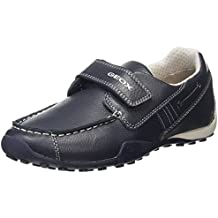 Geox Jr Snake Moc Boy A - Zapatos primeros pasos para Niños