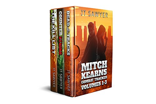 Mitch Kearns Combat Tracker Series Boxed Set, Volumes 1-3: Dead in Their Tracks, Counter-Strike, The Kill List (English Edition) -