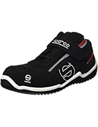 RACING HIGH S3 Scarpe Antinfortunistiche 45 Nero
