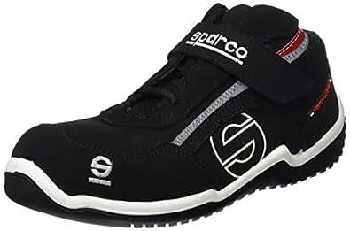 RACING HIGH S3 Scarpe Antinfortunistiche 40 Nero
