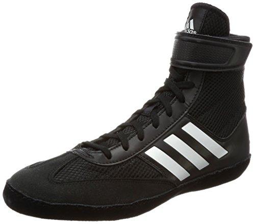 adidas Herren Combat Speed 5 Multisport Indoor Schuhe, Schwarz (BA8007), 44 2/3 EU