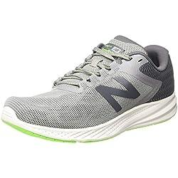 new balance Men's 490 Grey Running Shoes-9 UK/India (43 EU)(9.5 US) (M490CP6)