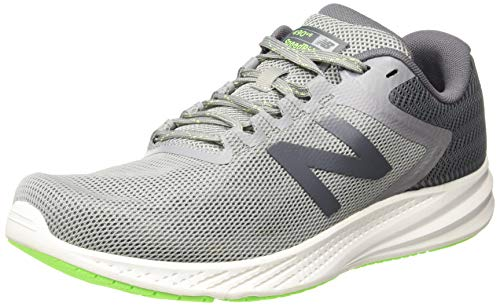 8. new balance Men's 490 Grey Running Shoes