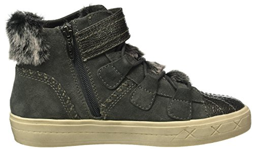 Tamaris Ladies 25294 High-top Gray (grap./plat.str 213)