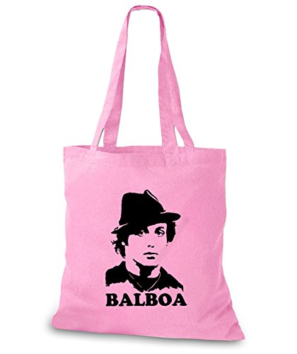 StyloBags Jutebeutel / Tasche Balboa v2 Rosa