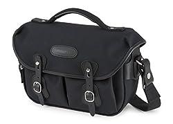 Billingham Hadley Small Pro Camera Bag (Black Fibrenyte Black Leather)