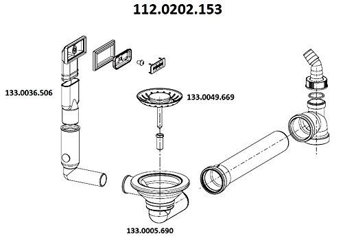 Ab- Ab-u.Überlaufgarnitur G1