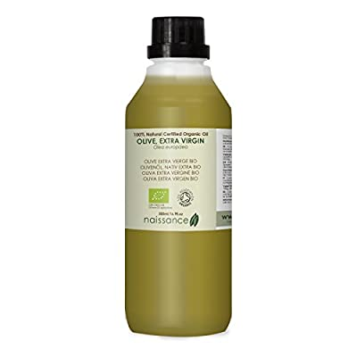 Naissance Extra Virgin Olive Oil 500ml Certified Organic 100% Pure by Naissance