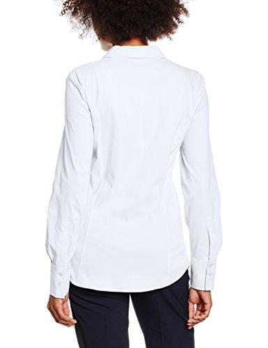 More & More Bluse, Billa, Blouse Femme Blanc (White 0010)