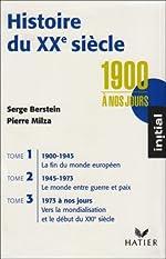 Initial - Histoire du Xxe Siecle, Coffret