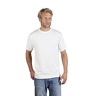 Promodoro Original Premium Herren T-Shirt – Übergröße Casual Shirts von XS bis 5XL & Kordelzug-Tasche