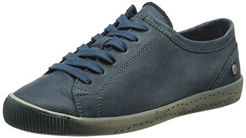 Softinos Isla, Sneaker Basse Donna Blu (Petrol)