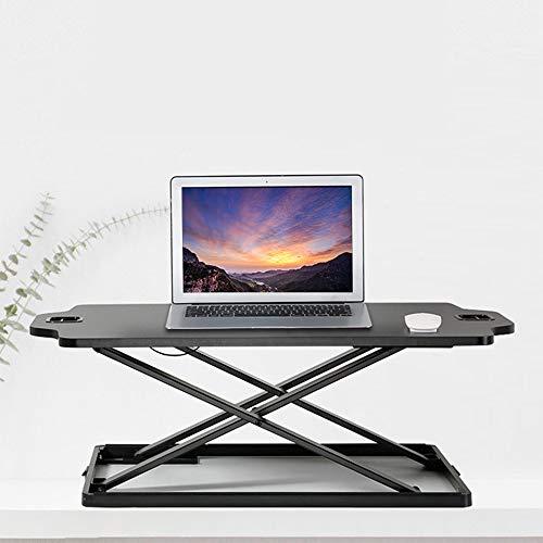 LOVEPET Sitzen Sie Stand-Schreibtisch Notebook-Tischlift Höhenverstellbare Ergonomische...