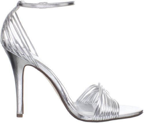 Chinese Laundry Legendary Femmes Synthétique Talons Mettalic Silver