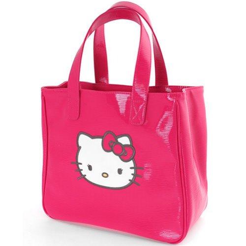Sac à main Hello Kitty by Camomilla Fuschia