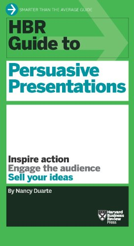 HBR Guide to Persuasive Presentations (HBR Guide Series) (English Edition)