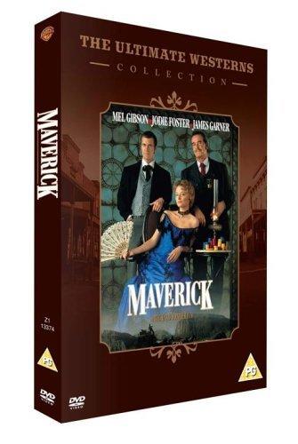 Maverick [DVD] [1994] by Mel Gibson