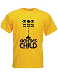 80's Child Mens T-Shirt (Choice of Colours)
